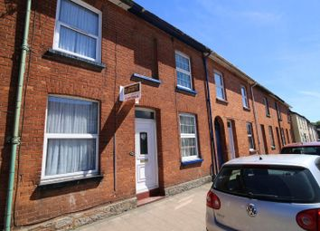 Thumbnail 2 bed terraced house for sale in West Exe South, Tiverton