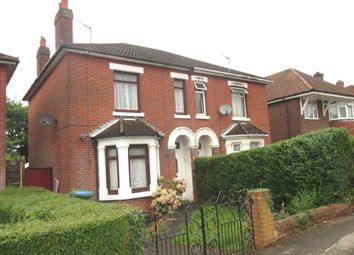 Thumbnail 3 bed semi-detached house to rent in Chatsworth Road, Southampton