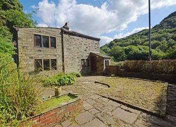 Thumbnail 2 bed semi-detached house for sale in Underbank, Charlestown, Hebden Bridge