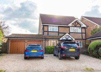 Thumbnail 6 bed detached house for sale in Lansdowne Gardens, Spencers Wood, Reading