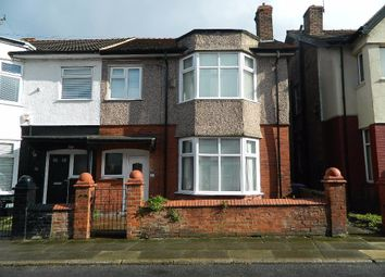 Thumbnail 4 bed semi-detached house for sale in Darley Drive, West Derby