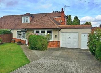 Thumbnail 4 bed semi-detached bungalow for sale in Great Tattenhams, Epsom