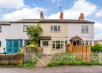 Thumbnail 2 bed cottage for sale in Mill Lane, Burton-On-Trent, Staffordshire