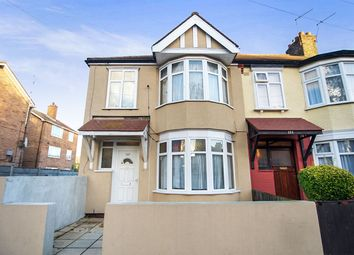 Thumbnail 3 bed terraced house for sale in Dersingham Avenue, London