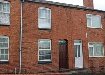 Thumbnail 2 bed terraced house to rent in Hedging Lane, Wilnecote, Tamworth, Staffordshire