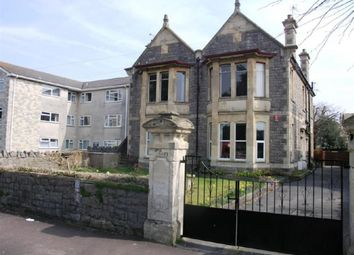 Thumbnail 1 bed flat for sale in Clarence Road East, Weston-Super-Mare