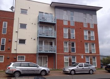 Thumbnail 1 bed flat for sale in Gaskell Place, Ipswich