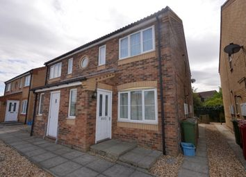 Thumbnail 1 bed flat to rent in Lancaster Drive, South Killingholme, Immingham