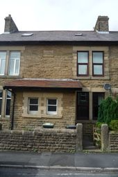 Thumbnail 2 bed terraced house to rent in Cliff Road, Buxton, Derbyshire