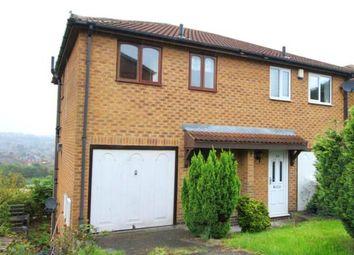 Thumbnail 2 bedroom flat for sale in Kildonan Grove, Frecheville, Sheffield