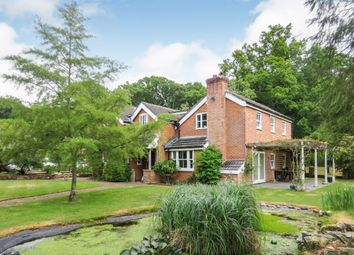 Brockishill Road, Bartley, Southampton SO40. 5 bed detached house for sale