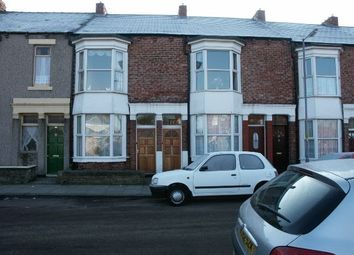 Thumbnail 1 bedroom flat to rent in 27 Whitehall Street, South Shields