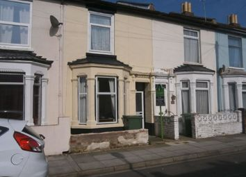 Thumbnail 2 bedroom property to rent in Landguard Road, Southsea