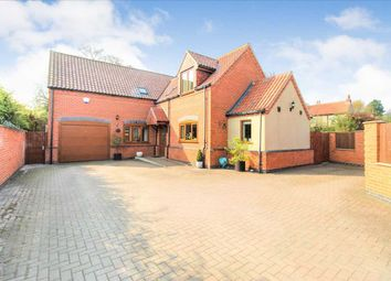Thumbnail 3 bedroom detached house for sale in Valley View, Main Road, Upper Broughton