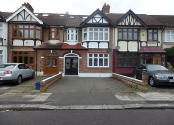 Thumbnail 5 bed terraced house to rent in Ilfracombe Gardens, Chadwell Heath, Romford