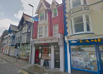 Thumbnail 1 bedroom flat to rent in Northgate Street, Aberystwyth, Ceredigion