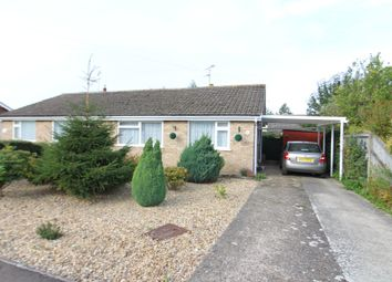 Thumbnail 2 bed semi-detached bungalow for sale in St. Michaels, Sutton, Norwich