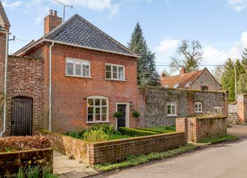 Thumbnail 2 bedroom detached house for sale in Sharrington Road, Brinton, Melton Constable