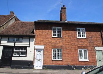 Thumbnail 2 bed terraced house to rent in St. Martins Church Street, Salisbury