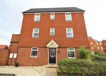 4 bed semi-detached house for sale in Mercer Avenue, Castle Hill, Ebbsfleet Valley, Swanscombe DA10