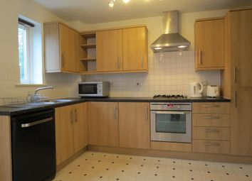 Thumbnail 4 bed end terrace house to rent in Vulcan Drive, Bracknell
