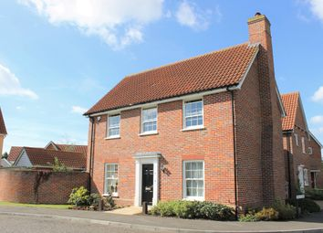 Thumbnail 4 bedroom link-detached house for sale in Shearwater Way, Reydon, Southwold