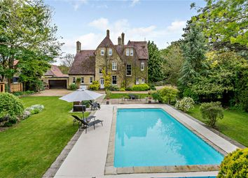Thumbnail 6 bed country house for sale in Lincoln Road, Glinton, Peterborough