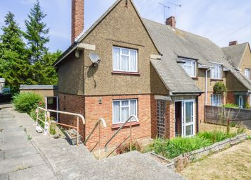 Thumbnail 4 bed semi-detached house for sale in Bristol Road, Gravesend, Kent