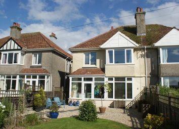 Thumbnail 4 bed semi-detached house for sale in Liskeard, Cornwall