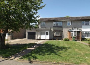 Thumbnail 3 bed end terrace house for sale in Alderney Gardens, Runwell, Wickford