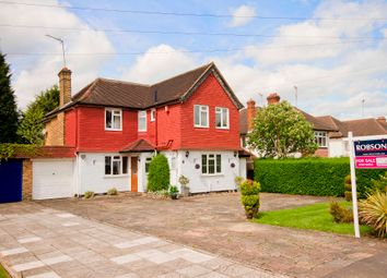 Thumbnail 4 bed detached house for sale in Crofters Road, Northwood