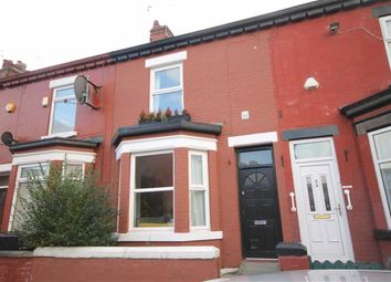 Thumbnail 2 bed terraced house for sale in Griffin Grove, Burnage, Manchester