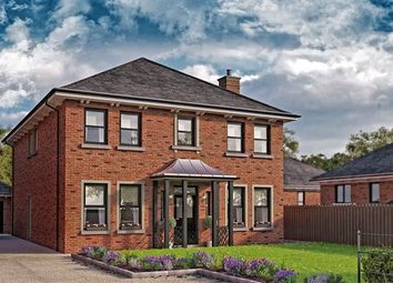 Thumbnail 4 bed detached house for sale in 51, Grey Castle Manor, Castlereagh
