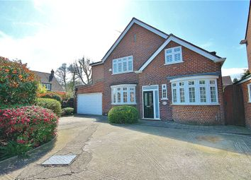 Thumbnail 4 bed detached house for sale in Elizabeth Way, Feltham