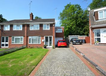 Thumbnail 4 bed semi-detached house for sale in Pantolf Place, Rugby, Warwickshire