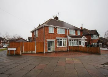 Thumbnail 3 bed semi-detached house for sale in Welland Vale Road, Leicester
