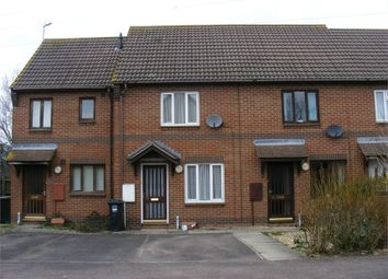 Thumbnail 2 bed terraced house for sale in The Barrows, Locking Castle, Weston-Super-Mare, North Somerset