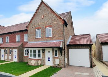 Thumbnail 4 bed end terrace house to rent in The Poplars, Littlehampton
