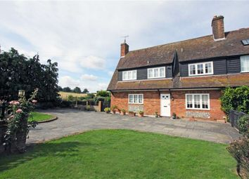 Thumbnail 4 bed semi-detached house for sale in Essendon Hill, Essendon, Hatfield