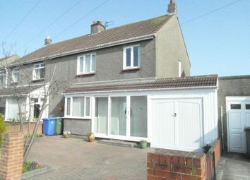 Thumbnail 3 bed semi-detached house to rent in Bisley Road, Amble, Morpeth