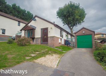 Thumbnail 2 bedroom detached bungalow for sale in Beechleigh Close, Greenmeadow, Cwmbran