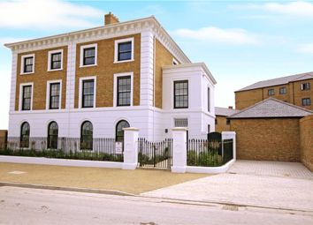 Thumbnail 4 bedroom semi-detached house for sale in Pavilion Green East, Poundbury, Dorchester, Dorset