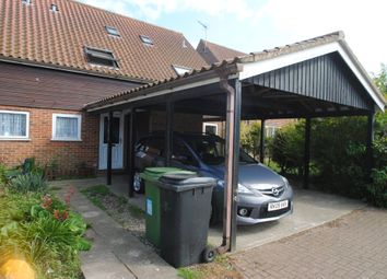Thumbnail 2 bed terraced house to rent in Riverside Maltings, Rose Lane, Diss