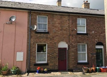 Thumbnail 2 bed terraced house for sale in 14, Penygraig Street, Llanidloes, Powys