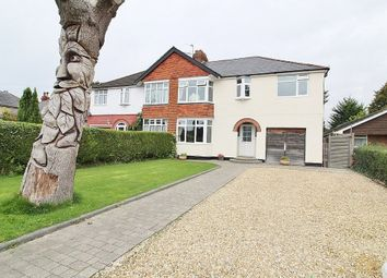 Thumbnail 5 bed semi-detached house for sale in Lovedean Lane, Waterlooville