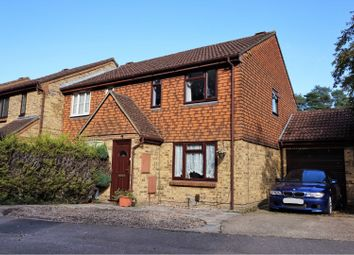 Thumbnail 3 bed end terrace house for sale in Mendip Road, Bracknell