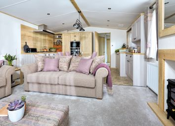 Thumbnail 2 bed lodge for sale in Links Road, Amble, Morpeth