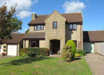 Thumbnail 4 bed detached house for sale in The Paddocks, Mosterton, Beaminster, Dorset