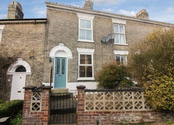 Thumbnail 3 bed terraced house for sale in Chester Street, Norwich
