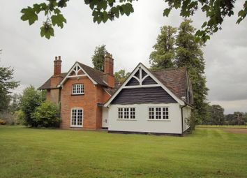 Thumbnail 4 bedroom detached house to rent in Barkway, Royston